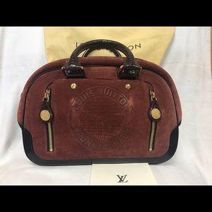 Limited Edition Louis Vuitton Bowling Bag